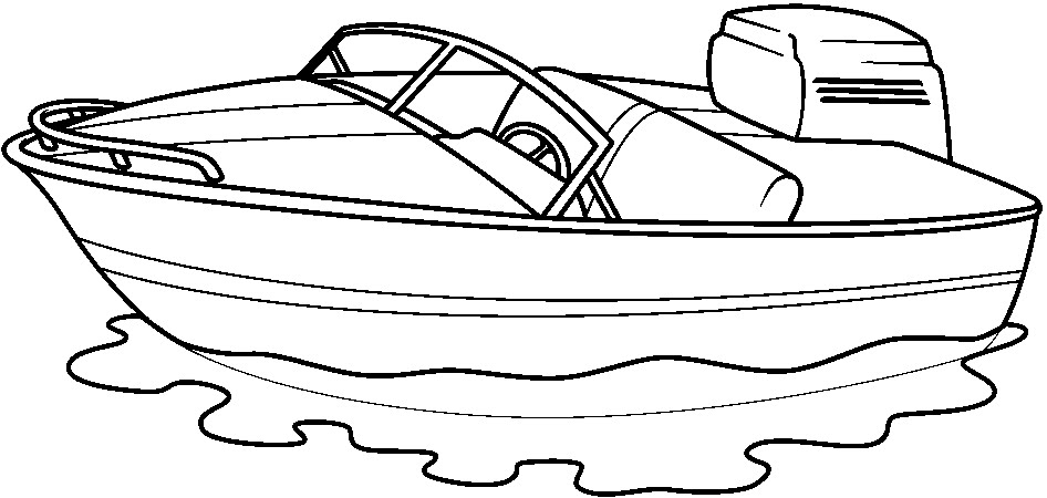 Speed boats clipart jpg transparent library Free Clip art of Boat Clipart Black and White #2556 Best Sail Boat ... jpg transparent library