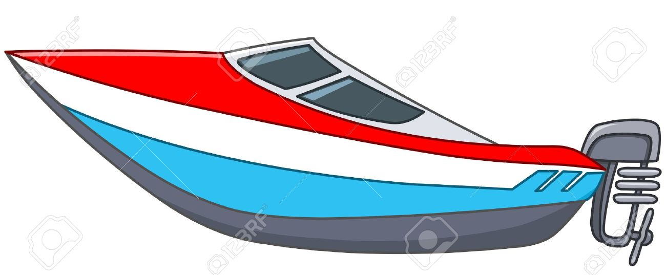 Speed boats clipart banner freeuse stock Speed boats clipart - ClipartFest banner freeuse stock