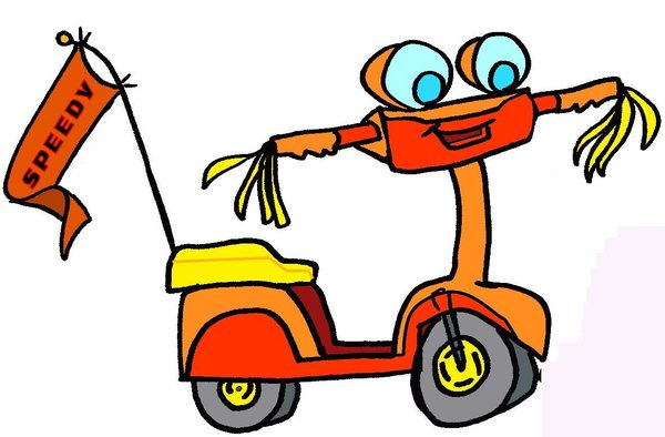 Speed buggy clipart clipart black and white download DeviantArt: More Like Speed Buggy's Debbie by Koku-chan clipart black and white download