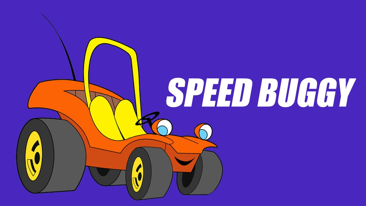Speed buggy clipart clip free download Speed Buggy (1973) - Intro (Opening) - YouTube clip free download