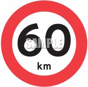 Speed clip art jpg transparent Speed Limit Sign Clipart - Clipart Kid jpg transparent