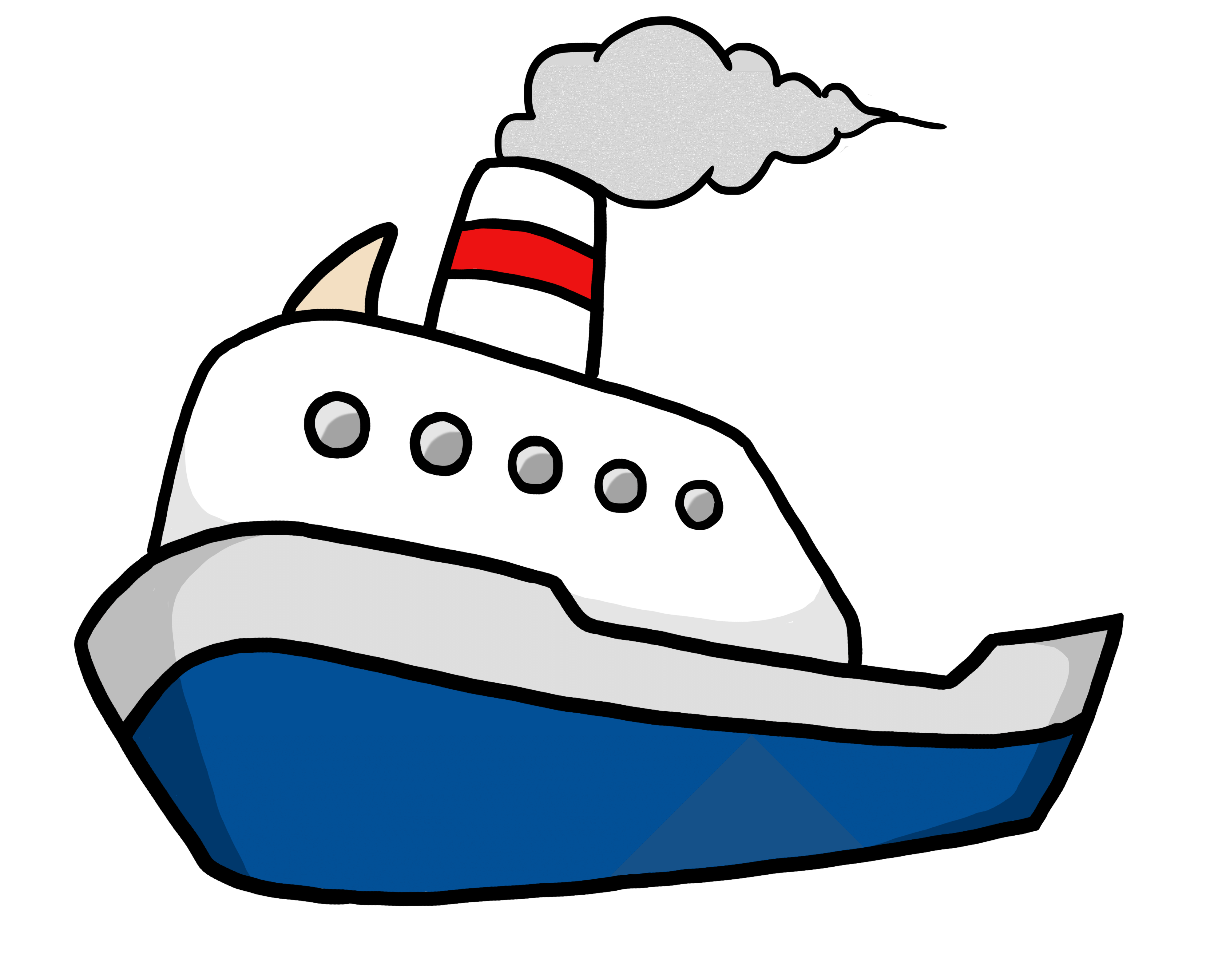 Speed clip art vector black and white library Speed Boat Silhouette at GetDrawings.com | Free for personal use ... vector black and white library