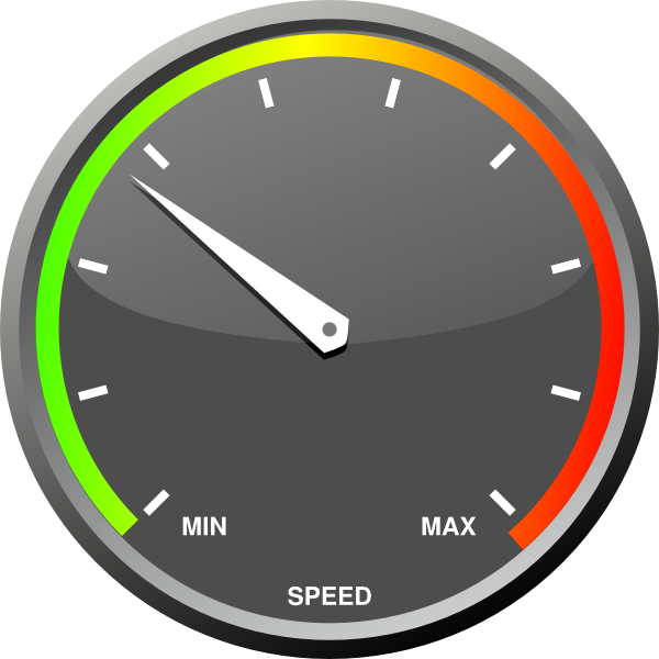 Car speedometer clipart graphic library stock Speed Gauge Clipart graphic library stock