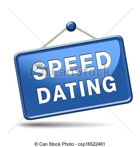 Speed dating clipart freeuse library Stock Illustration of speed dating sign - speed dating site to ... freeuse library