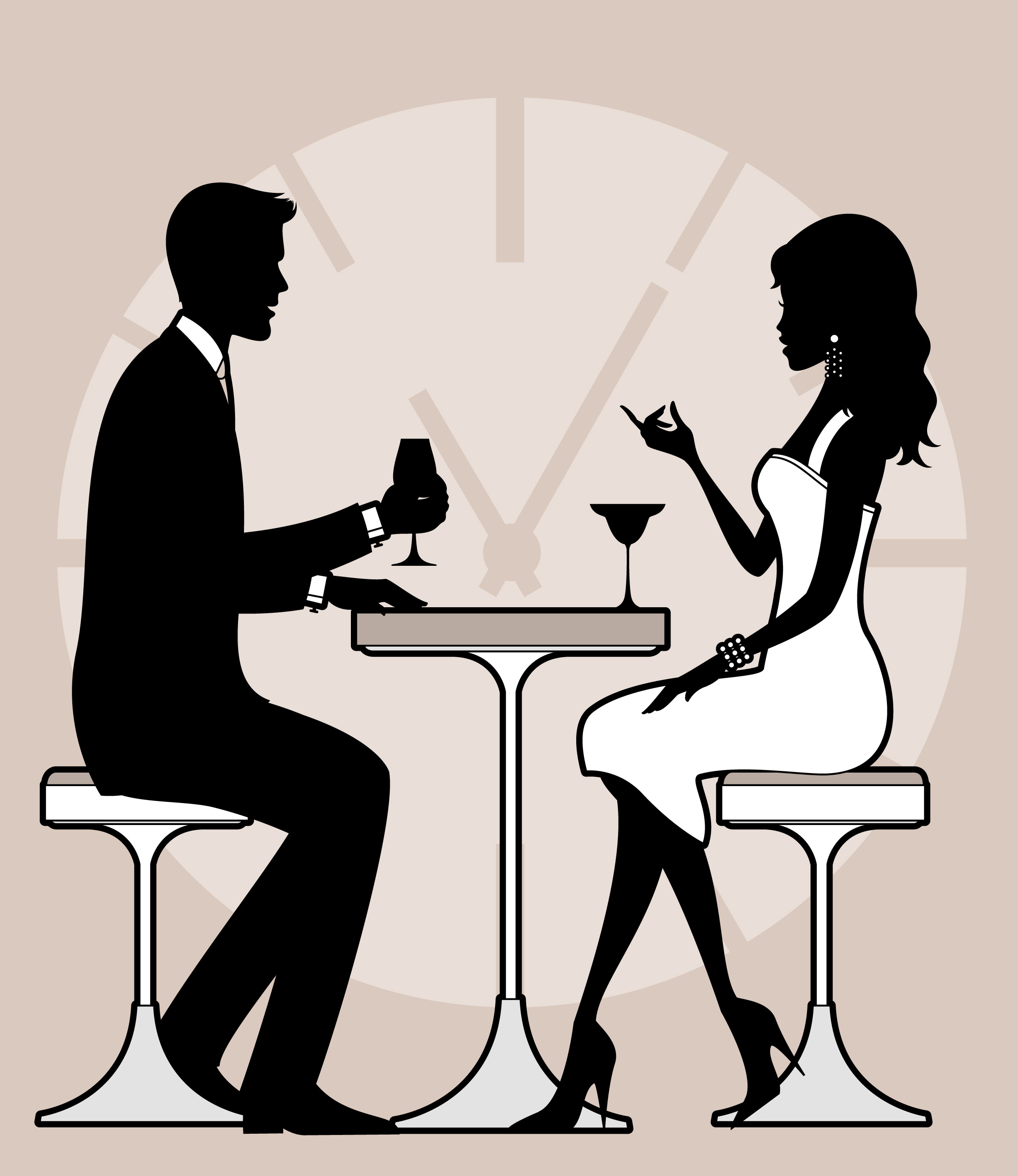 Speed dating clipart picture transparent library 5 things you need to know about speed-dating   LunchClick – Dating ... picture transparent library