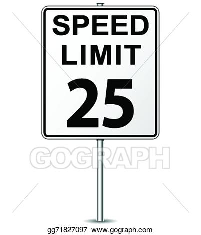Speed limit clipart svg free Vector Art - Vector speed limit sign. EPS clipart gg71827097 ... svg free