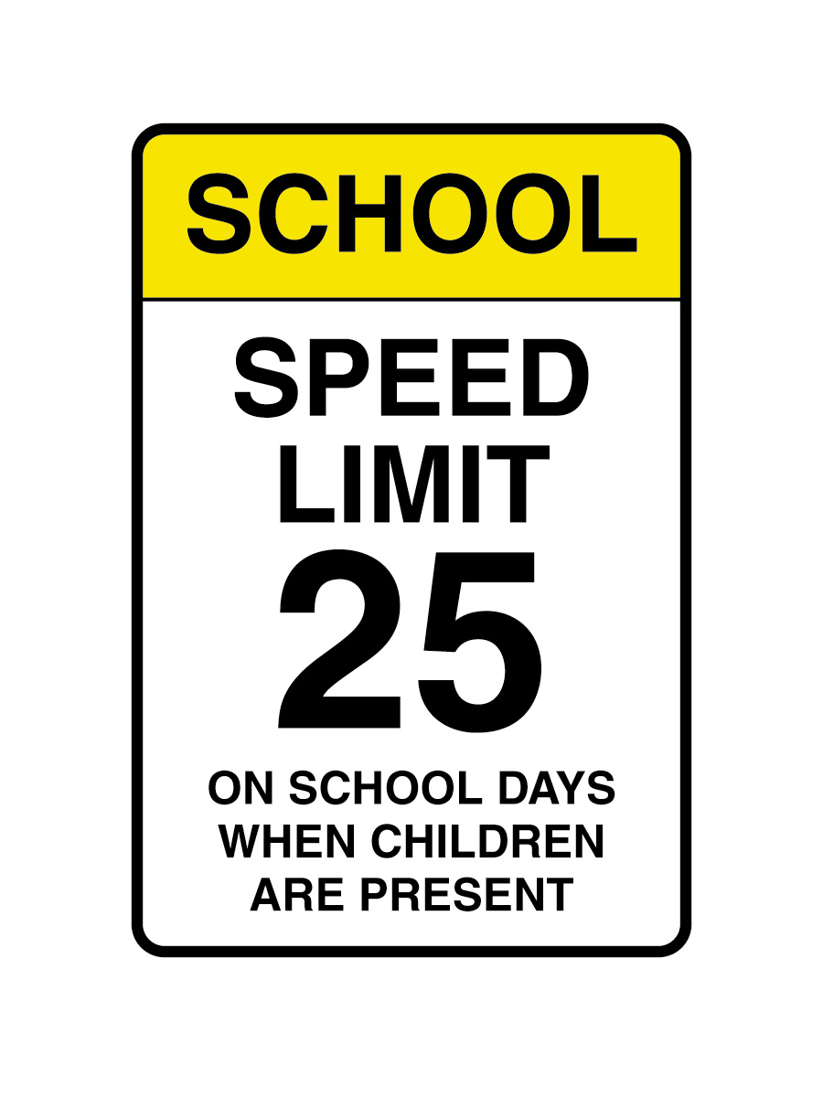 Speed limit sign clipart svg freeuse stock Speed Limit Sign Clipart - Clipart Kid svg freeuse stock