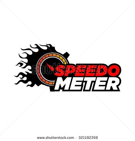 Speed logo clipart clipart library download Crossover Concept Logo Design Vector Stock Vector 359577002 ... clipart library download