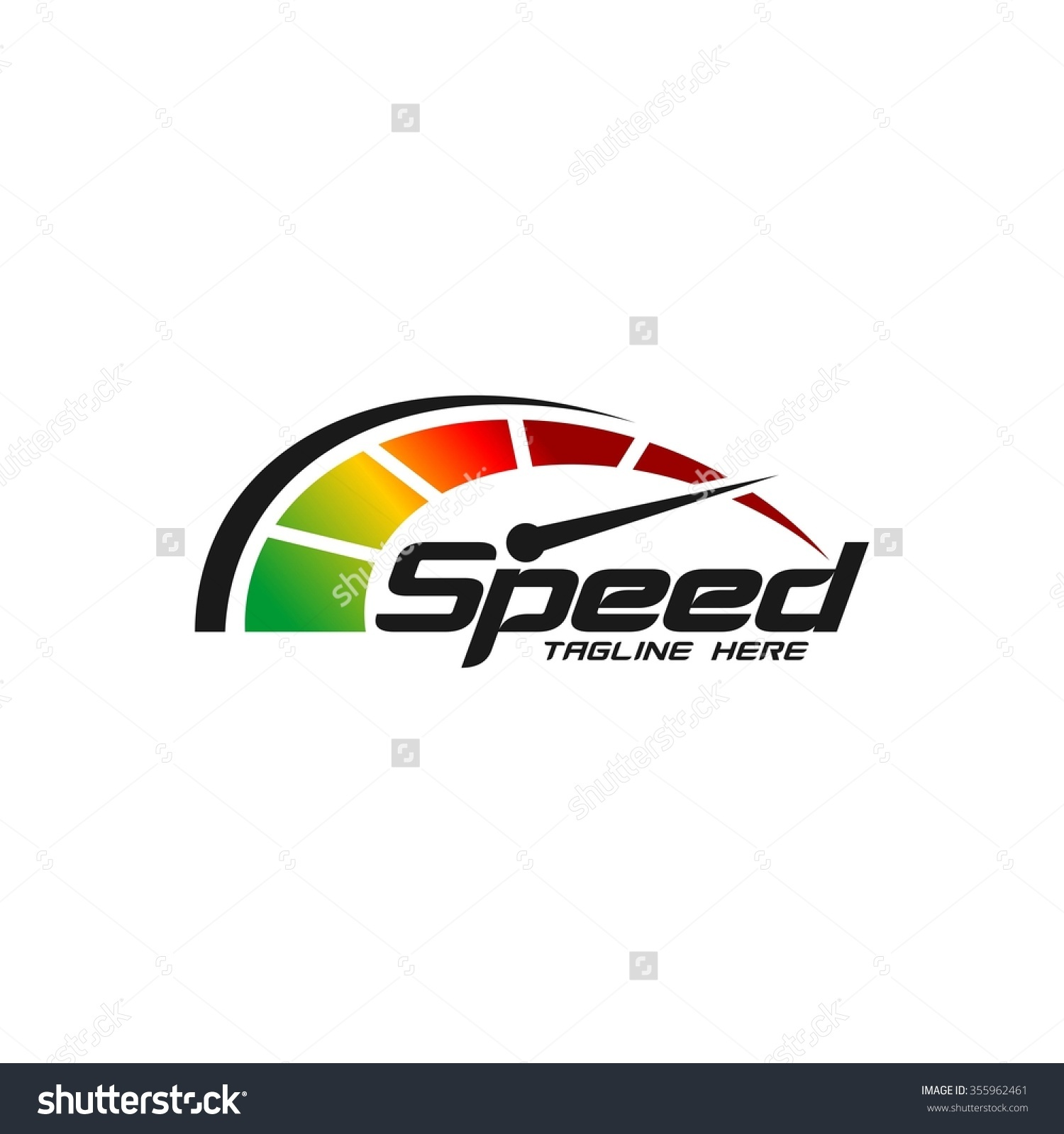 Speed logo clipart clip black and white stock Speed logo clipart - ClipartFest clip black and white stock