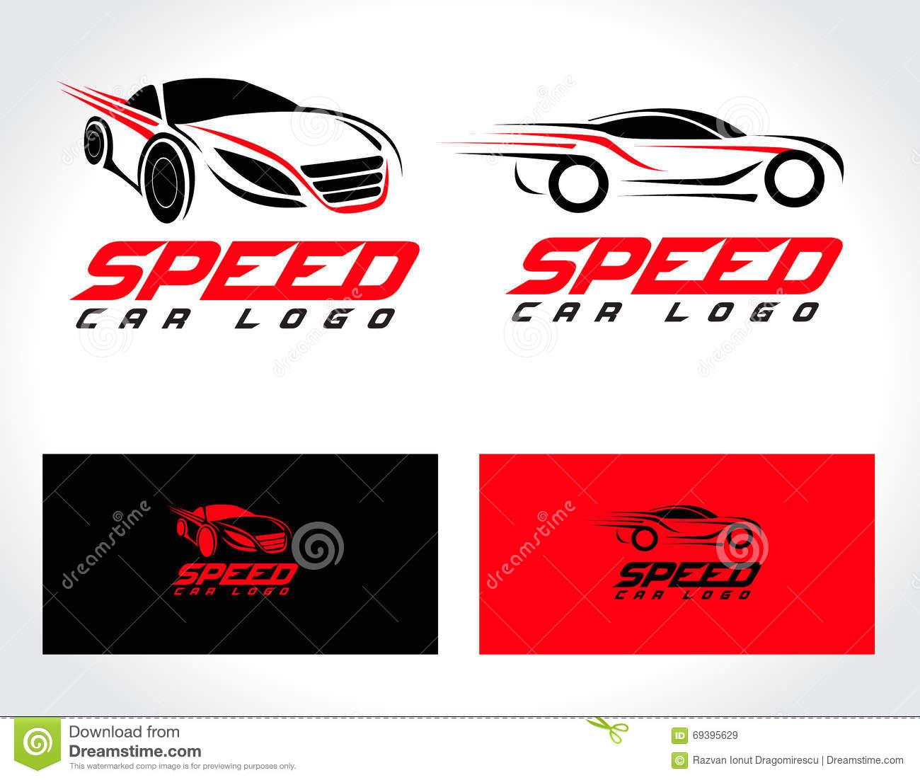 Speed logo clipart jpg Car Logo Design Stock Vector - Image: 69395629 jpg