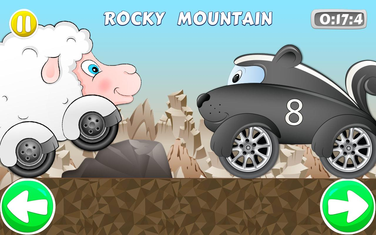 Speed racer clipart kids svg black and white library Speed Racing game for Kids - Android Apps on Google Play svg black and white library