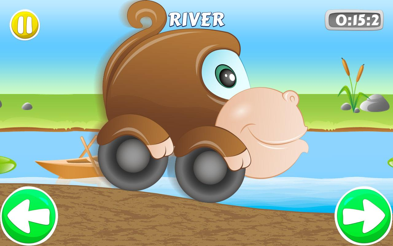Speed racer clipart kids png royalty free Speed Racing game for Kids - Android Apps on Google Play png royalty free