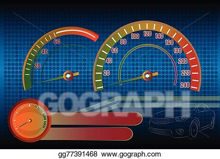 Speedometer needle clipart picture transparent download Vector Illustration - Speedometer needle. Stock Clip Art ... picture transparent download