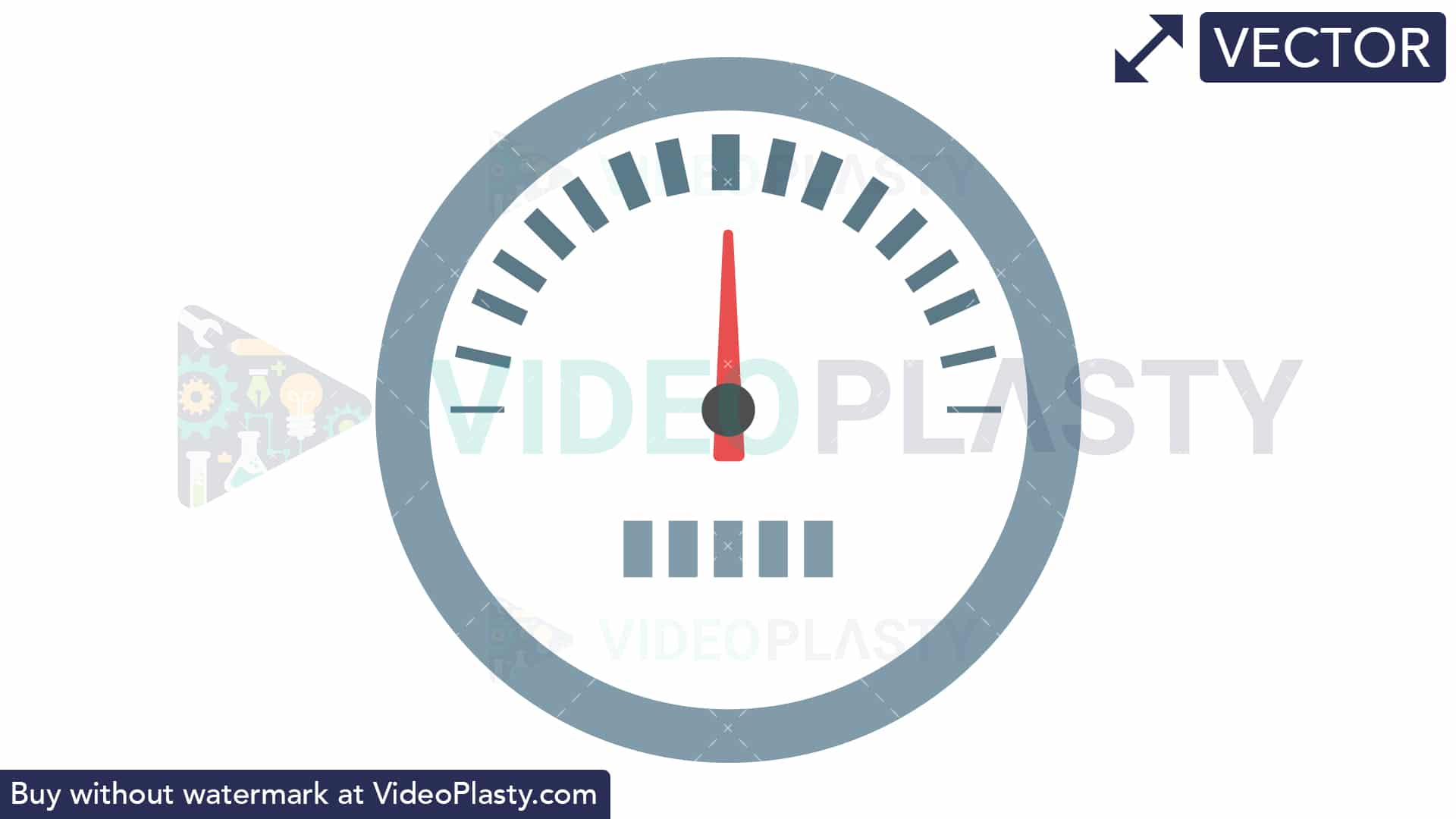Speedometer vector clipart svg royalty free stock Speedometer Icon [VECTOR] svg royalty free stock