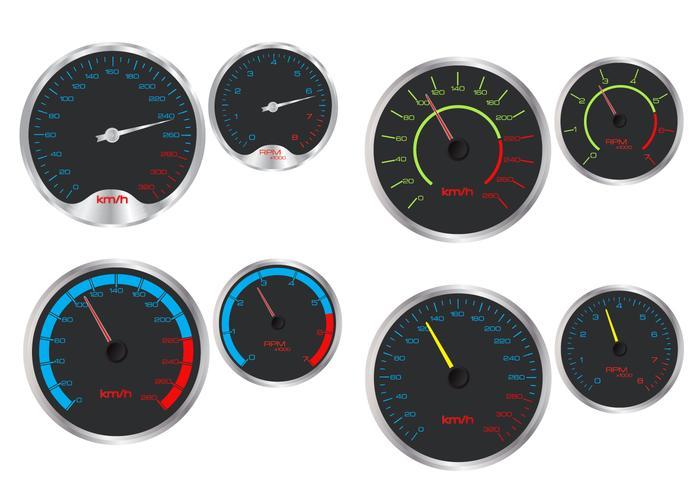 Speedometer vector clipart banner transparent download Speedometer And Rpm Vectors - Download Free Vectors, Clipart ... banner transparent download