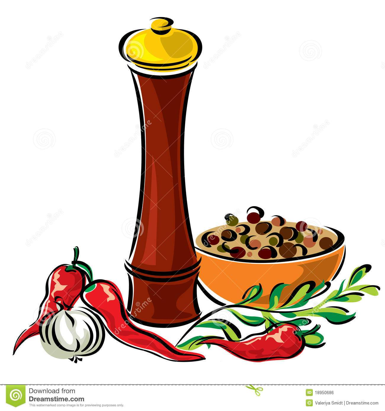 Spice clipart image transparent library Spice clipart » Clipart Portal image transparent library