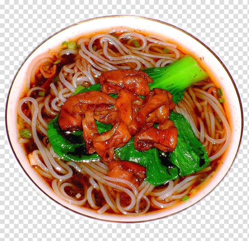 Spicy noodle clipart