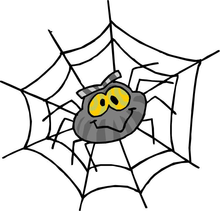 Spider chair clipart