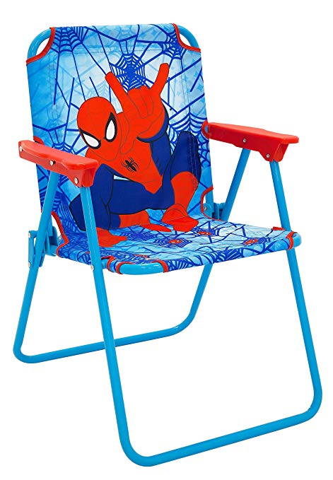 Spider chair clipart graphic freeuse library SPIDER-MAN Adventures Patio Chair: Children\'s Furniture ... graphic freeuse library
