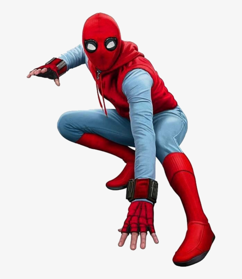 Spider man homecoming clipart jpg library Free Download Spider Man Homecoming Homemade Suit Clipart ... jpg library