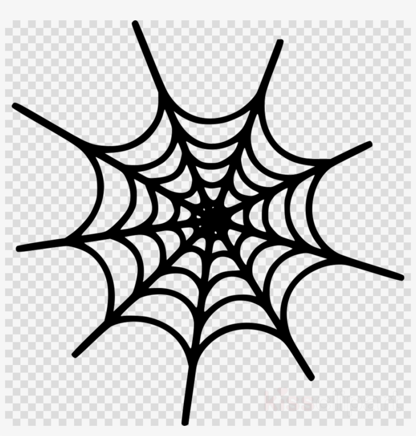 Spider web silhouette clipart clip transparent library Spider Web Tattoo Png , (+) Png Group - romolagarai.org< clip transparent library