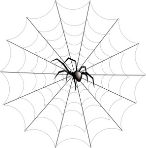 Spiderling clipart png free library Beans and Bunny Go Outside: Halloween Spiders png free library