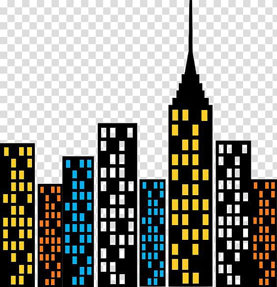 Spiderman building clipart banner freeuse library High rise building illustration, Hulk Spider-Man Diana ... banner freeuse library