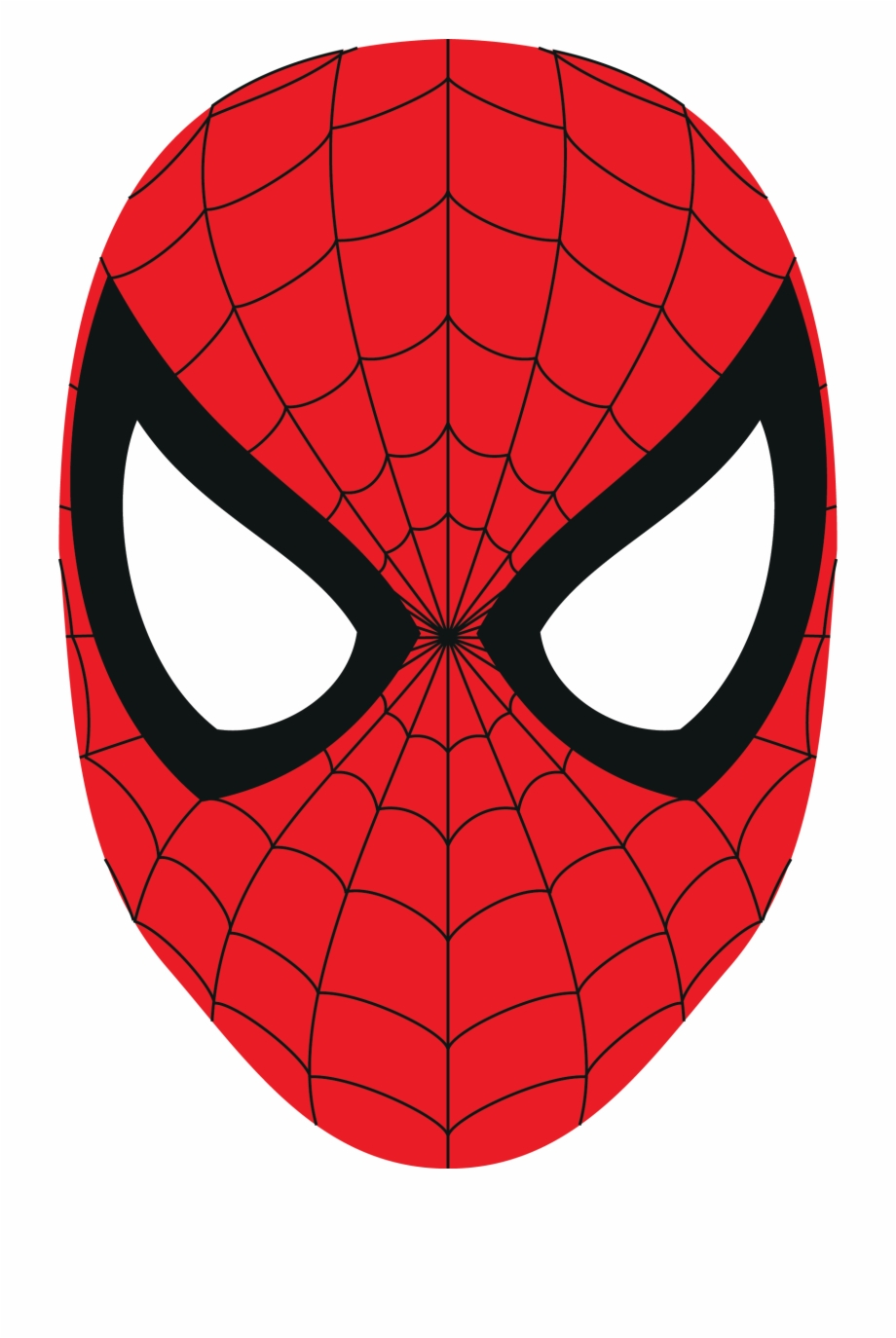 Spiderman clipart face svg transparent Enter Image Description Here - Spiderman Face Png Free PNG ... svg transparent