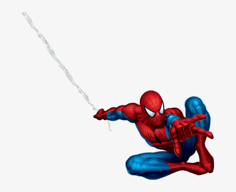 Spiderman with web clipart clip art library Spider-man Clipart Spiderman Web - Spider Man I Love You ... clip art library