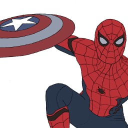 Spidermen shield clipart jpg black and white download 1000+ Awesome shield Images on PicsArt jpg black and white download