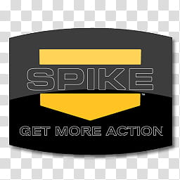 Spike logo clipart image free download Cinema dock icons, Spiketv, Spike logo transparent ... image free download