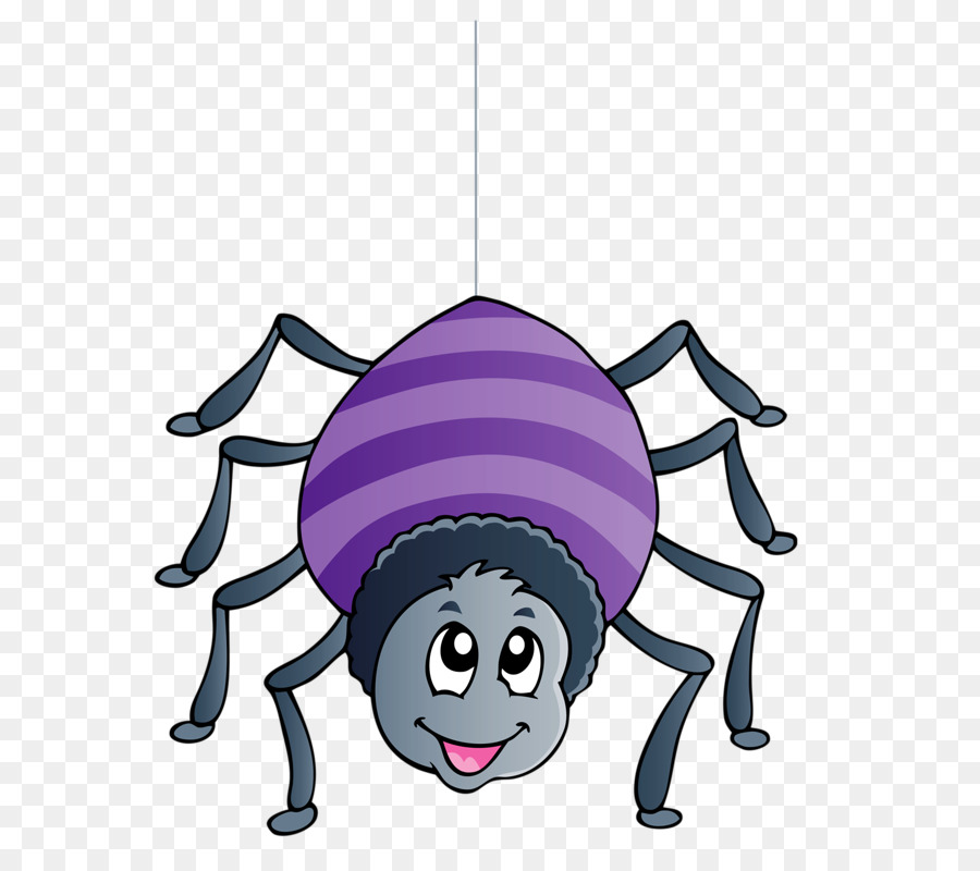 Spinne clipart clip art black and white download Insect Purple png download - 625*800 - Free Transparent ... clip art black and white download