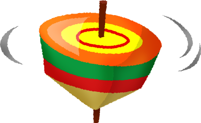Spinning tops clipart jpg freeuse library Spinning Top Cliparts | Free download best Spinning Top ... jpg freeuse library