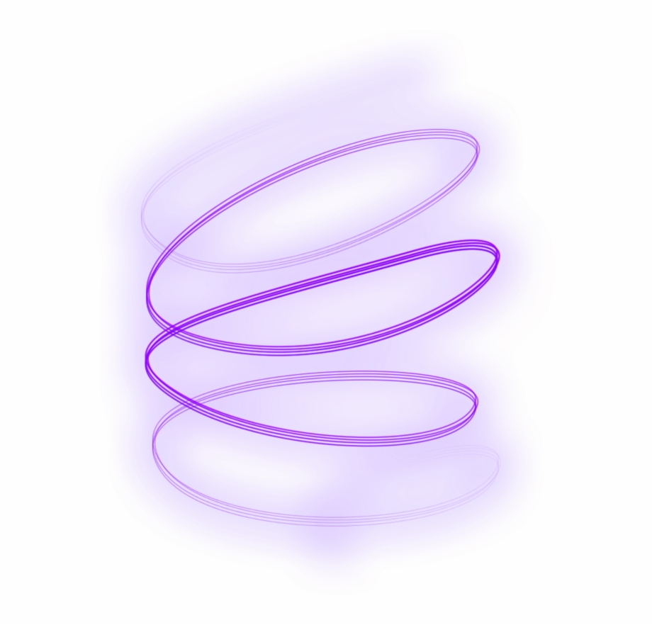 Spiral oval clipart library ftestickers #effect #light #glow #purple #spiral - Oval Free ... library