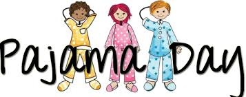 Spirit wear day clipart picture freeuse Spirit Week – Pajama Day – Rowe Elementary School picture freeuse