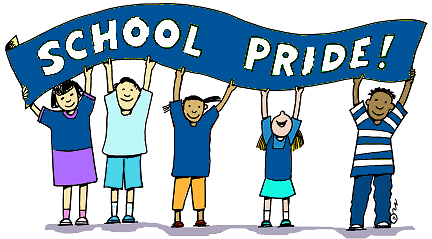 Spirit wear day clipart banner royalty free Spirit Day is this Friday! » Blythe Park PTA banner royalty free