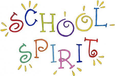 Spirit wear day clipart clipart Carrillo Elementary PTO - School-wide Spirit Day clipart