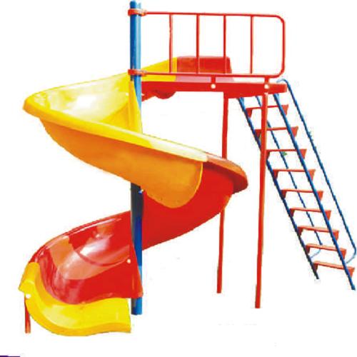 Spirral playground equipment clipart free Spiral Slide free