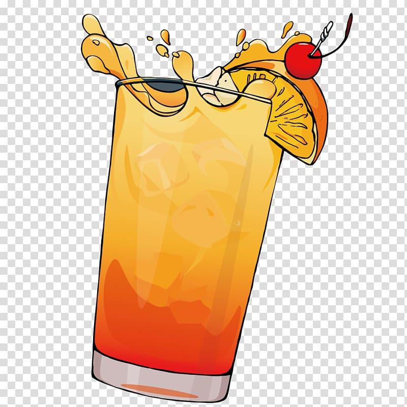 Splash juice clipart picture transparent stock Orange juice Sea Breeze Cocktail garnish Drink, splash juice ... picture transparent stock
