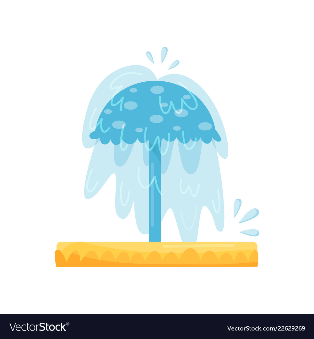 Splash park clipart transparent library Splash pad water umbrella small pool for kids transparent library