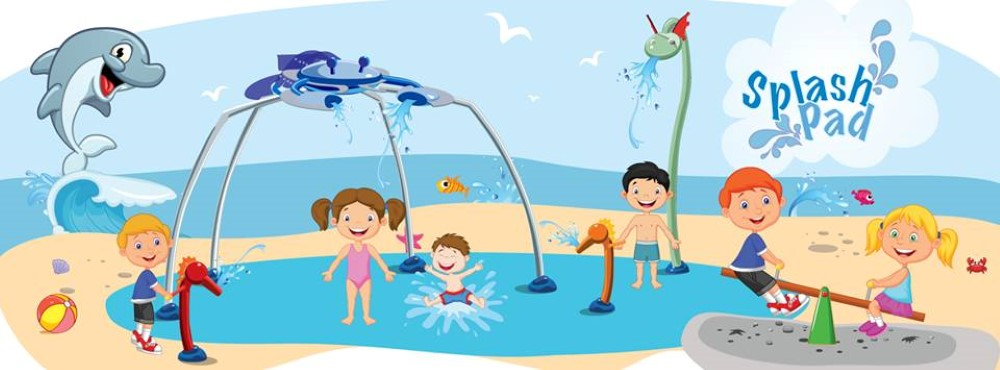 Splash park clipart image royalty free Splash Pad - Parks and Leisure - Jumeirah Beach Residence ... image royalty free