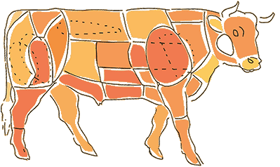 Split side of beef clipart jpg library Meat Cutting | Tiefenthaler Quality Meats jpg library