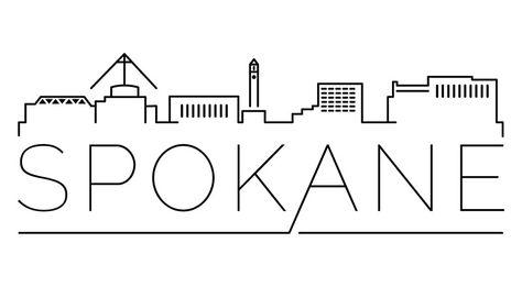 Spokane clipart
