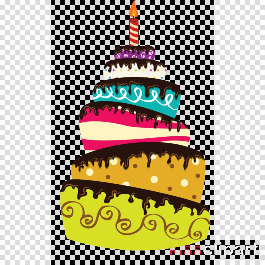 Sponge cake clipart clip art royalty free download Birthday Cake Cartoon clipart - Bakery, Cake, Cupcake ... clip art royalty free download