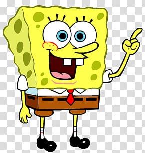 Spongebob clipart transparent picture royalty free library Spongebob Squarepants , Spongebob Finger Up transparent ... picture royalty free library