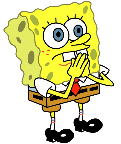 Spongebob cliparts freeuse stock Spongebob Clip Art freeuse stock