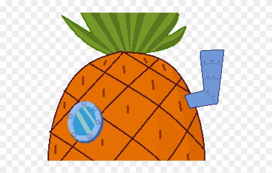 Spongebob pineapple house clipart clip stock House Clipart Pineapple - Spongebob House Transparent ... clip stock