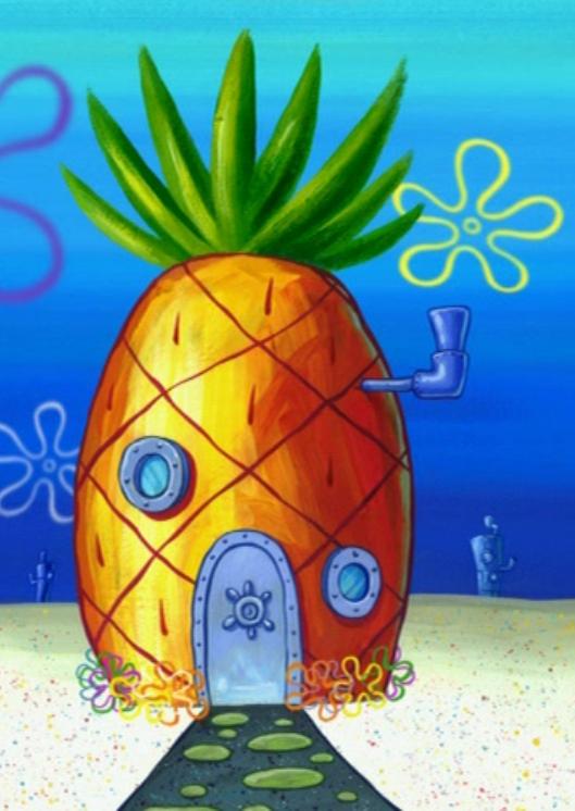 Spongebob pineapple house clipart library Spongebob house clipart 3 » Clipart Portal library