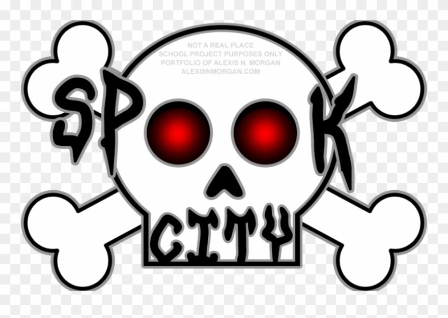 Spook clipart clip transparent Logo Spook City - Logo Clipart (#310911) - PinClipart clip transparent