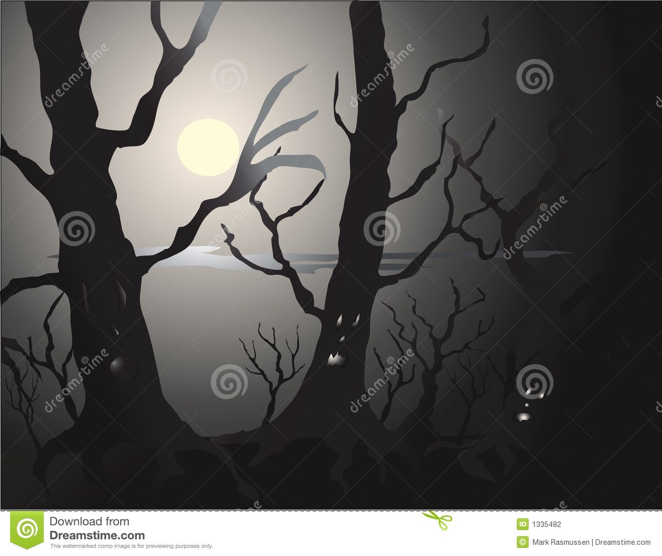 Spooky forest clipart png free download Spooky forest clipart 7 » Clipart Portal png free download